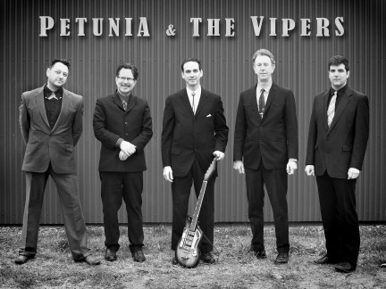 Petunia and the Vipers